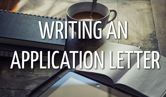 Application Letters Coffs Harbour